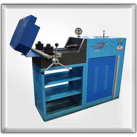NL 6001 X 002-1Cold Bend Testing Machine